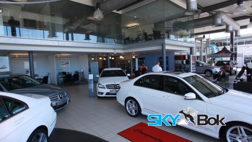 Maritime Motors Skybok Video Profiling South Africa