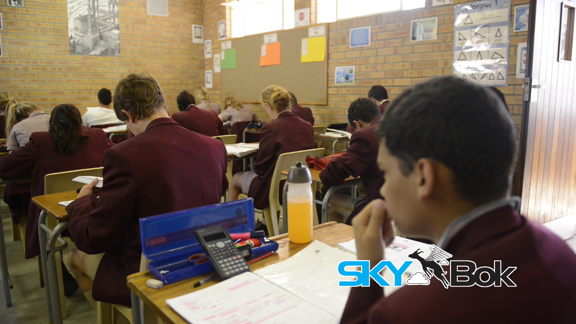 Westerfor High School Cape Town Skybok Video Profiling South Africa