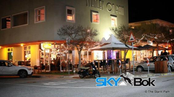 Shooting Stanley Street Port Elizabeth