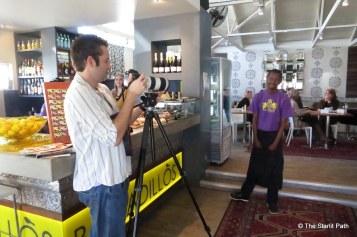 Shooting Bocadillos Port Elizabeth