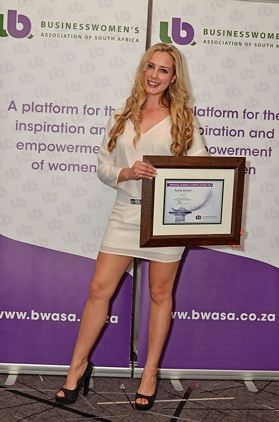 Tamika Doubell Business Women Entrepreneur