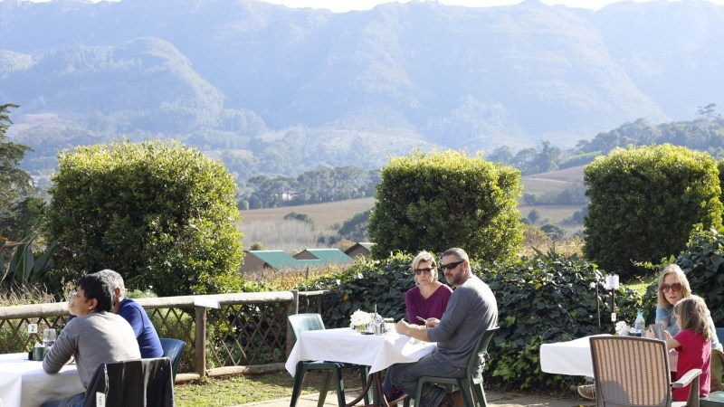 Chart Farm and Coffee Terrace