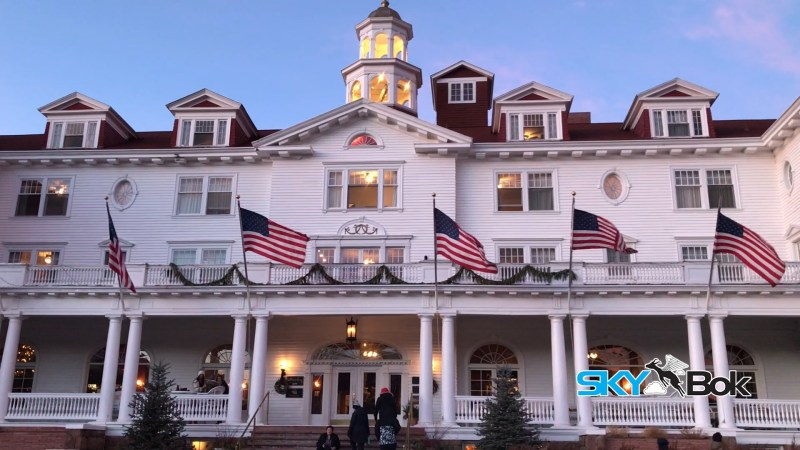 Skybok Films The Stanley Hotel