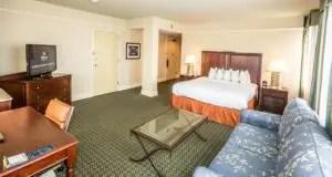 Hilton President Guest Room