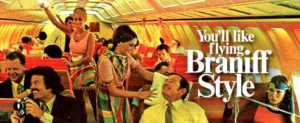 Braniff Style Travel News