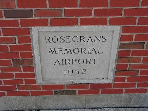 Rosecrans Memorial Airport 1952