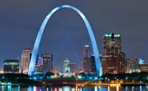 St Louis Gateway Arch
