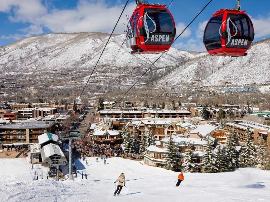Aspen Colorado Skiing