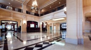 Fort Garry Hotel Lobby