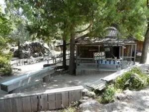 Columbia, California Historic Gold Rush Sites