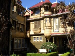 San Jose, California: Winchester Mystery House