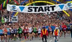 2016 Times Colonist 10k Run