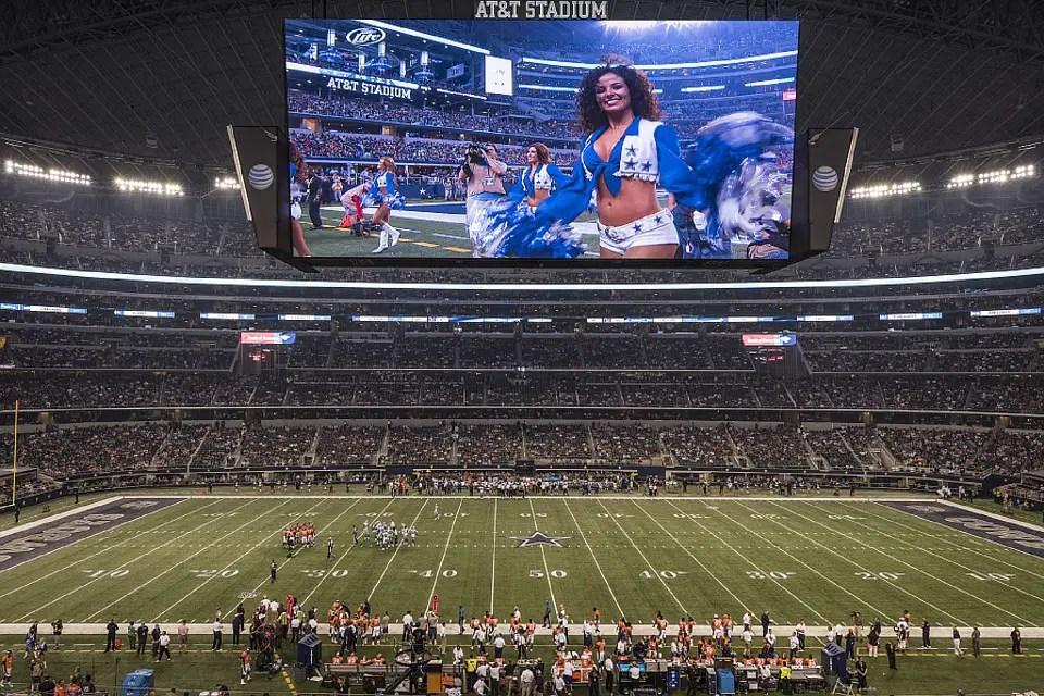 AT&T Stadium Cowboys Dallas, TX