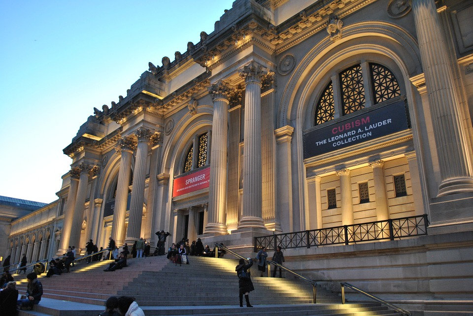 Metropolitan Museum Of Art NYC New York City