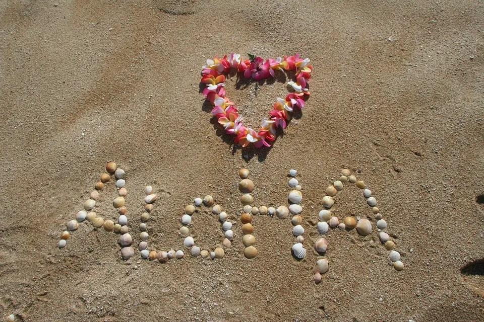 Aloha Hawaii Beach Vacation