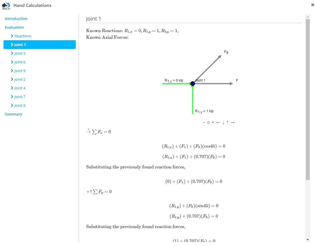 Free Online Truss And Roof Calculator