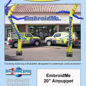 EMBROIDME AIRPUPPET