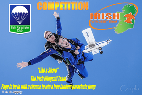 Irish Wingsuit Team