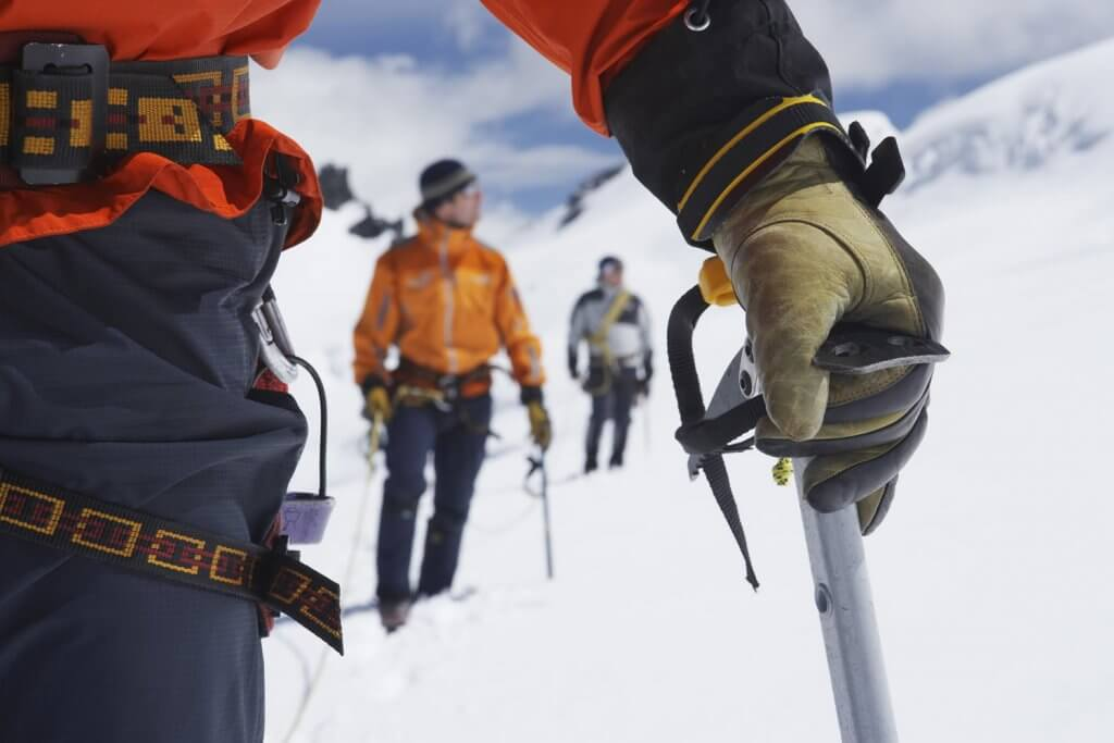 Mountain guiding in Uk and Alps