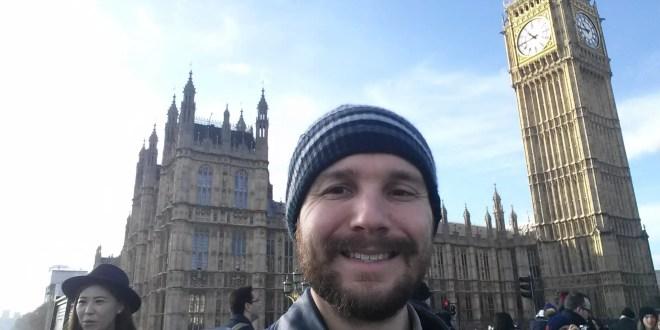 Selfie with Big Ben