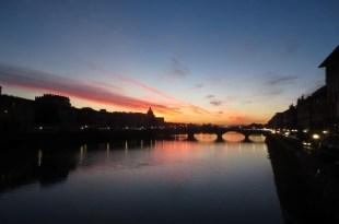 Florence Sunset