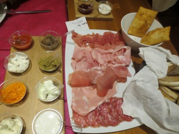Tigella Bella Dinner