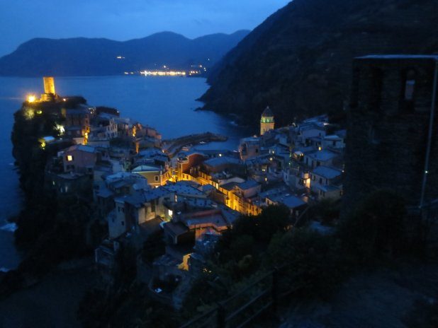 Vernazza Night Shot