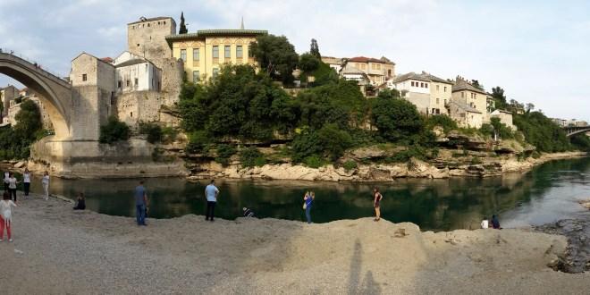 Mostar Panorama