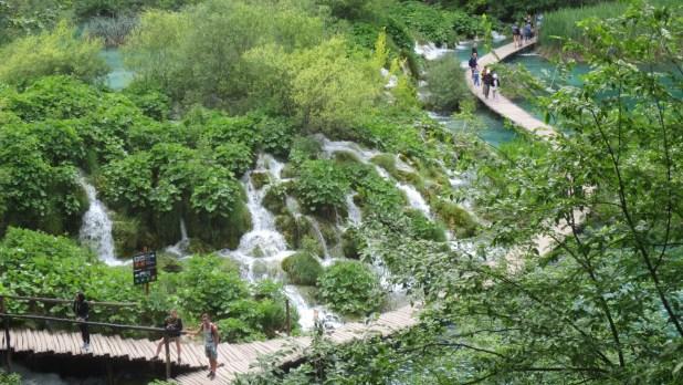 Plitvice Lakes Paths