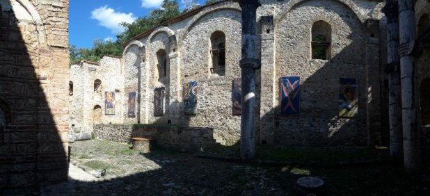 Church of Saviour Interior
