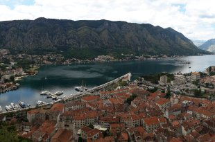 Kotor from St John Fortress