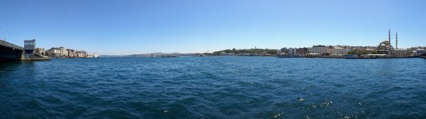 Istanbul Water Panormana