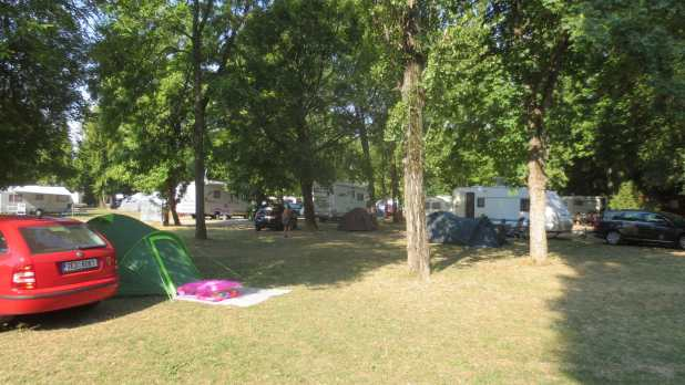 Zlaté Piesky Camping