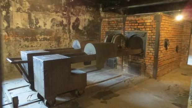 Crematorium furnance