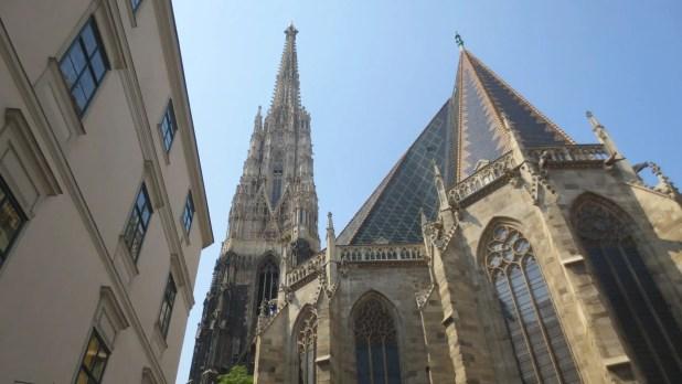 Der Steffl Cathedral