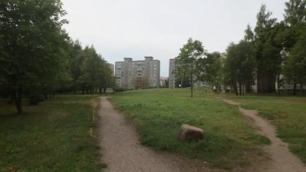Path to Rasa's House