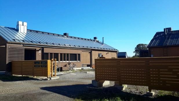 Suomenlinna Prison Entrance