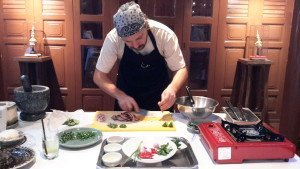 Cooking Class at Siam Wisdom
