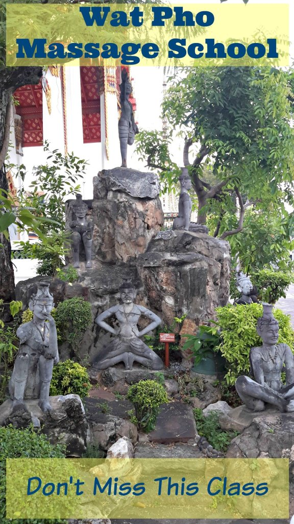 What Wat Pho Massage School Is Like
