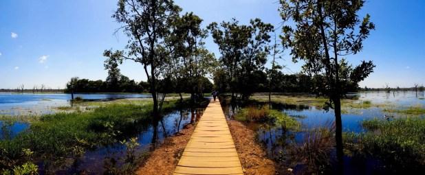 Neak Pean Causeway