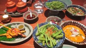 Siam Wisdom Dinner