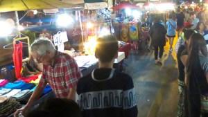 Sunday Night Market in Chiang Mai