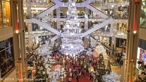 Petronas Tower Mall
