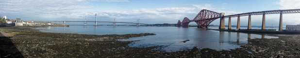 Queensferry and Forth Bridges