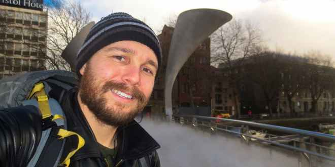 Law of the Traveler Selfie