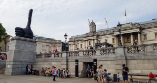 Trafalgar Square Bathrooms Biggest Embarrasment