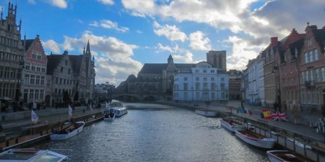 Picturesque Ghent (Restaurants in Ghent)