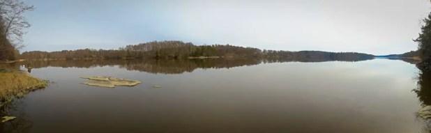 Gravlången Lake near Sjuntorp
