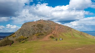 Peak of Arthur's Seat
