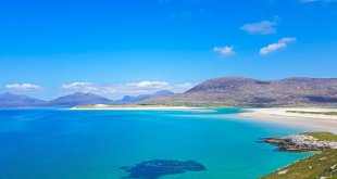 Luskentyre on Lewis and Harris